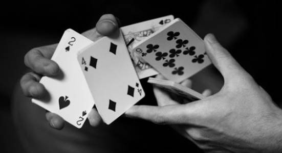 History of the Early Emergence of the Game of Poker